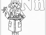 Male Nurse Coloring Pages Free Nurse Download Free Clip Art Free Clip Art