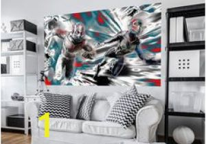 Man On the Moon Wall Mural Marvel Avengers Wall Mural Wallpapers
