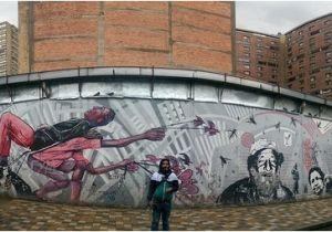 Manchester City Wall Mural Unser Guide Vor Einem Der Ersten Kunstwerke Picture Of the