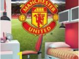Manchester United Wall Mural 18 Best Manchester United Bedroom Décor & Products Images
