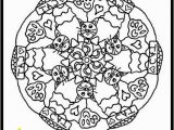 Mandala Coloring Pages for Adults Free Free Printable Mandala Coloring Pages for Adults Fresh Mandala