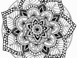 Mandala Coloring Pages for Adults Online Free Printable Mandala Coloring Pages for Adults at