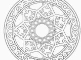 Mandala Coloring Pages for Adults Online Mandala Adult Coloring Pages Printable Coloring Home