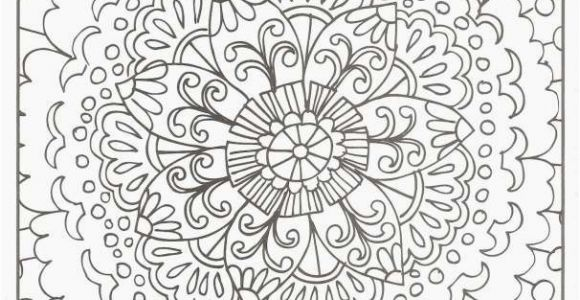 Mandala Coloring Pages Printable Mandala Coloring Pages Unique Lovely Picture Coloring New Hair