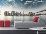 Manhattan Lights Wall Mural Amazing Wall Murals that Will Make Your Room Look Bigger