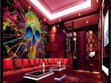 Manhattan Lights Wall Mural Pin by Skullflow On Skull Wall Art