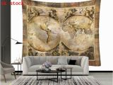 Map Wall Murals Uk Uk World Map Tapestry Wall Mural Nursery Washable Art Decals Coverlet Carpets Milliken Carpet Axminster Carpets From Gl8888 $5 28 Dhgate