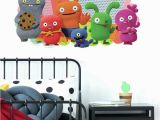 Marauders Map Wall Mural Details About Uglydolls Peel & Stick 1 Giant Wall Decals Movie Characters Room Stickers Decor