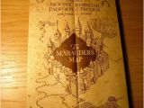 """Marauders Map Wall Mural the Marauder S Map From """"harry Potter and the Prisoner Of"""