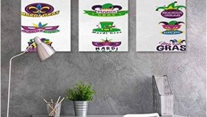 Mardi Gras Wall Mural Amazon Be Sun Oil Painting Modern Wall Art Posters