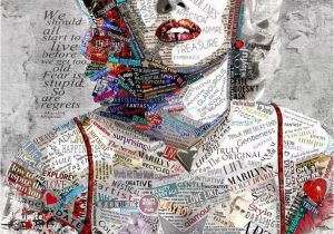 Marilyn Monroe Mural Wallpaper 3d Marilyn Monroe View Wallpaper Mural Wall Print