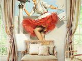 Marilyn Monroe Wall Mural Tuya Art Dostosuj Vintage 3d Dowolny Rozmiar Marilyn Monroe