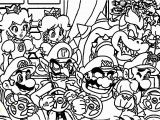 Mario 64 Coloring Pages 4590 Mario Free Clipart 21