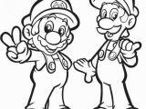 Mario and Luigi Coloring Pages Printable Mario Coloring Page Mario and Luigi Coloring Pages Printable