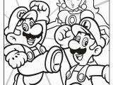 Mario Bros Coloring Pages Mario Brothers Coloring Pages