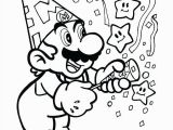 Mario Coloring Pages for Free Super Mario Coloring Page Luxury S Mario Coloring Pages