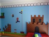 Mario Kart Wall Mural 30 Awesome Game Inspired Bedroom Interior Ideas