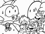 Mario Luigi and toad Coloring Pages 16 Best Mario Luigi and toad Coloring Pages
