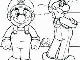 Mario Luigi and toad Coloring Pages Mario Coloring Page Coloring Page 6 Super Mario Coloring Pages Games