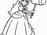 Mario Princess Peach Coloring Pages to Print Printable Princess Peach Coloring Pages for Kids