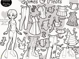 Marisole Monday Paper Doll Coloring Pages 30 New Marisole Monday Paper Doll Coloring Pages