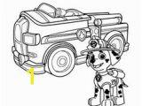 Marshall Fire Truck Coloring Page 74 Besten Paw Partol Bilder Auf Pinterest