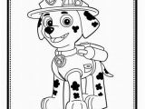 Marshall Fire Truck Coloring Page Paw Patrol Coloring Pages Jackson Bday Pinterest