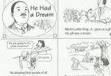 Martin Luther King Jr Coloring Pages for Preschoolers Worksheet Free Martin Luther King Worksheets Fiercebad Worksheet