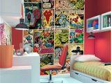 Marvel Comic Book Wall Mural Déco Chambre Ics