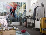 Marvel Comic Wall Mural Прекрасные Marvel Ic фотообои от Komar Products из