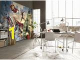 Marvel Comics Mural Wall Graphic 17 Best Komar Marvel Ic фотообои Images
