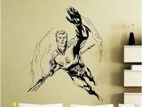 Marvel Comics Mural Wall Graphic Aquaman Wall Sticker Superheroes Bathroom Vinyl Decal Ics