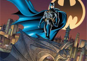 Marvel Comics Mural Wall Graphic Dc Ics Batman Bat Signal Logo Wall Mural Visit to Grab