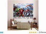 Marvel Murals for Walls Muurposters Marvel Wallpaper Mural for Boys Bedroom Civil