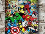 Marvel Superhero Wall Murals Huawuque Marvel Here E the Heroes Poster Standard Size 18 Inches by 24 Inches