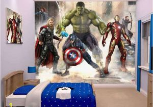 Marvel Wall Murals Uk Take A Closer Look at This Walltastic New Avengers Wallpaper Mural