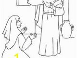 Mary and Angel Gabriel Coloring Page 15 Best Mary Visited by Angel Gabriel Luke 1 26 38 Images