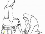 Mary Washes Jesus Feet Coloring Page First Baptist Church Fayetteville Nc Coloring Book