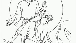 Mary Washes Jesus Feet Coloring Page Mary Anoints Jesus Feet John 12 1 8 Anointing Jesus