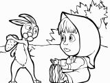 Masha and the Bear Coloring Pages Masha and the Bear Coloring Pages Coloring Pages for Kids