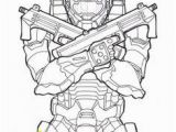 Master Chief Coloring Pages 1118 Best Halo Images