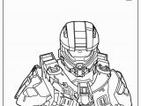 Master Chief Coloring Pages Halo 4 Master Chief Coloring Page