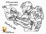Master Chief Coloring Pages Master Chief Coloring Page Motivate Halo Pages 5 Intended