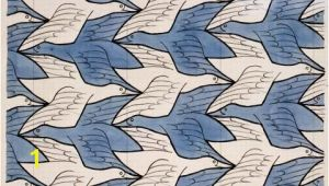 Mc Escher Wall Mural Mc Escher Birds 1000×981 Hd Wallpaper Free Hq Wallpaper