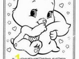 Mean Bear Coloring Pages 48 Best Care Bears Coloring Pages Images On Pinterest