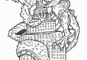 Mechagodzilla Coloring Pages Godzilla 1998 Malvorlagen Mechagodzilla Coloring Pages New Perfect