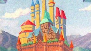 Medieval Castle Wall Mural Fun Castle Girls Rooms