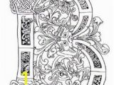 Medieval Illuminated Letters Coloring Pages Diane Calvert Ficial Homepage Me Val Illuminations for the
