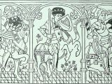 Medieval Illuminated Letters Coloring Pages Immediately Me Val Illuminated Letters Coloring Pages About the