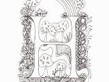 Medieval Illuminated Letters Coloring Pages Outstanding Me Val Illuminated Letters Coloring Pages Cool